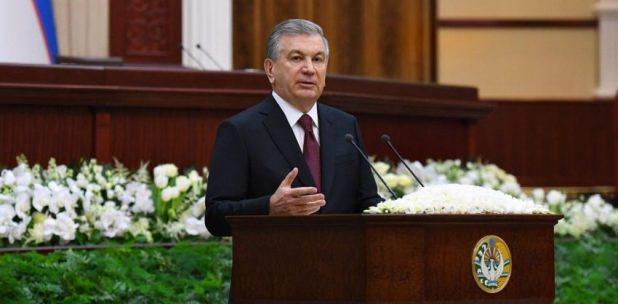 Chavkat Mirzioïev Ouzbékistan Union économique eurasiatique eurasienne UEE Adhésion