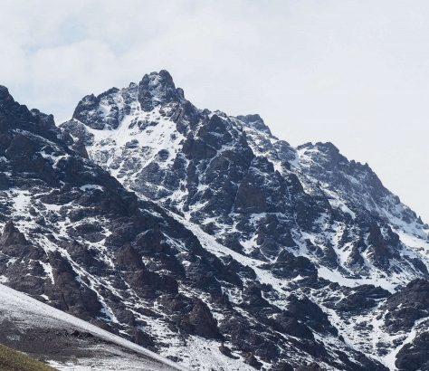 Pshart Pamir orientale Tadjikistan Murghab Montagne