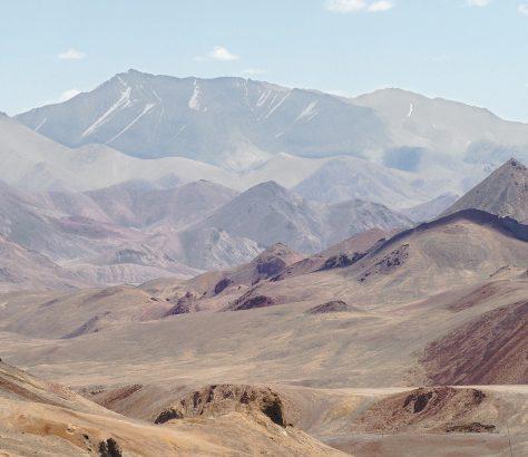Ak Baital Tadjikistan Pamir Montagne