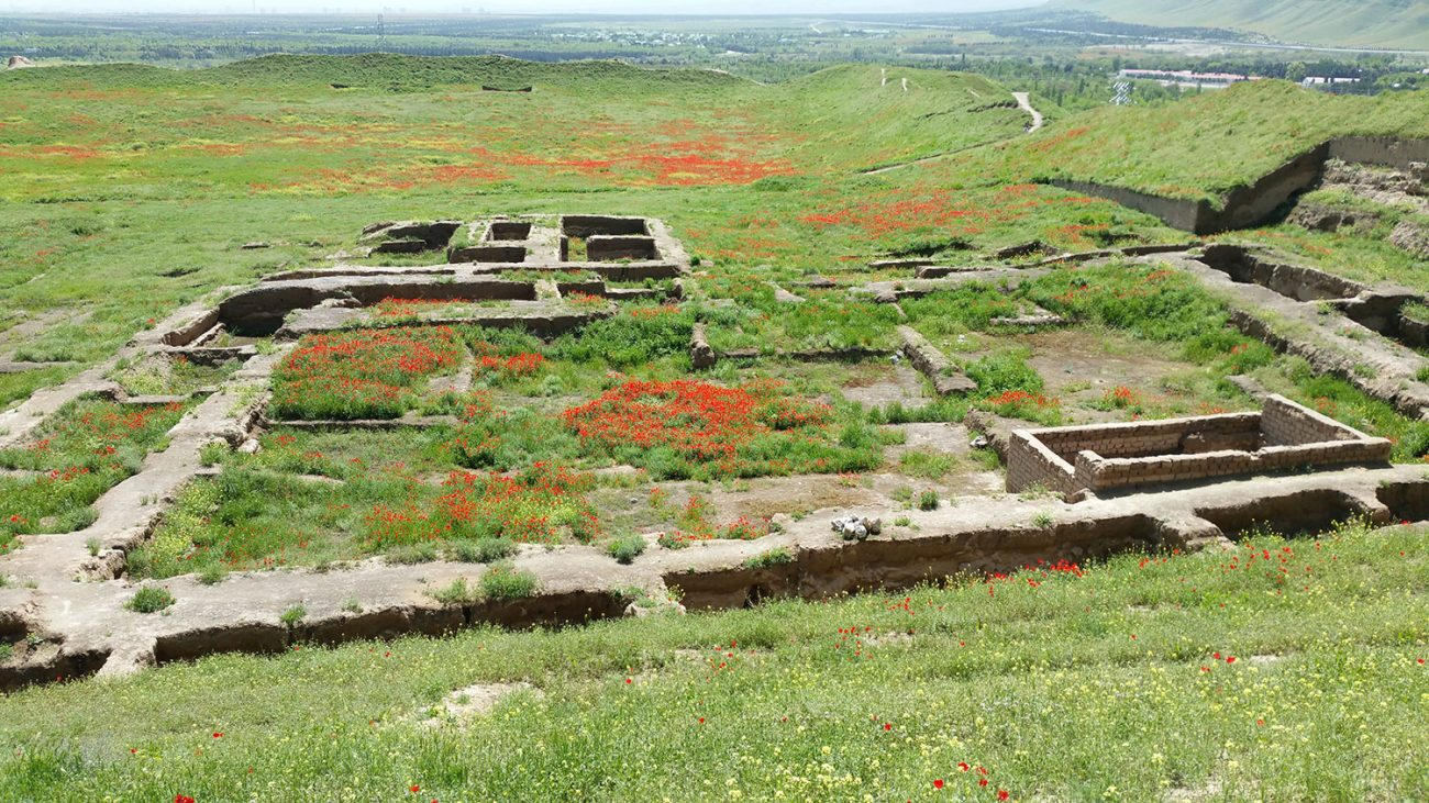 Empire_Parthe Turkmenistan Nisa
