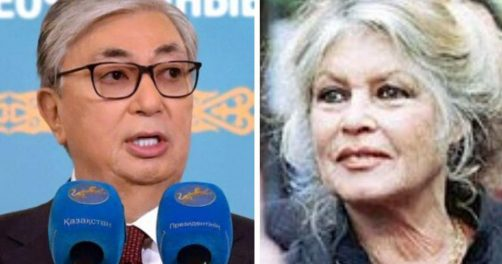 Kassym-Jomart Tokaïev Brigitte Bardot Animaux Droit Kazakhstan Visite