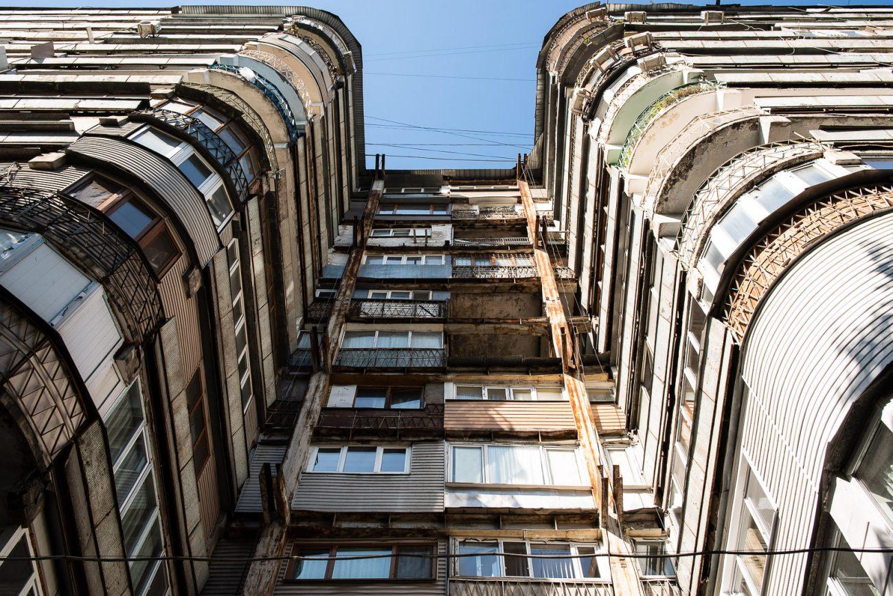 Almaty Kazakhstan Architecture soviétique