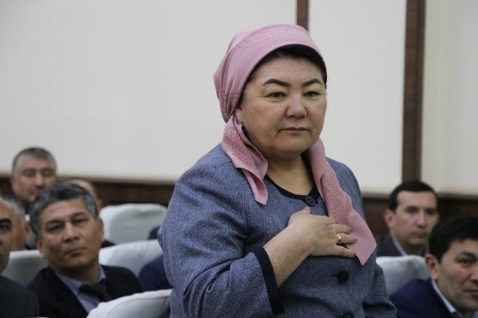 Dilfouza Ouralova Maire Hokim Ouzbékistan Féminisme