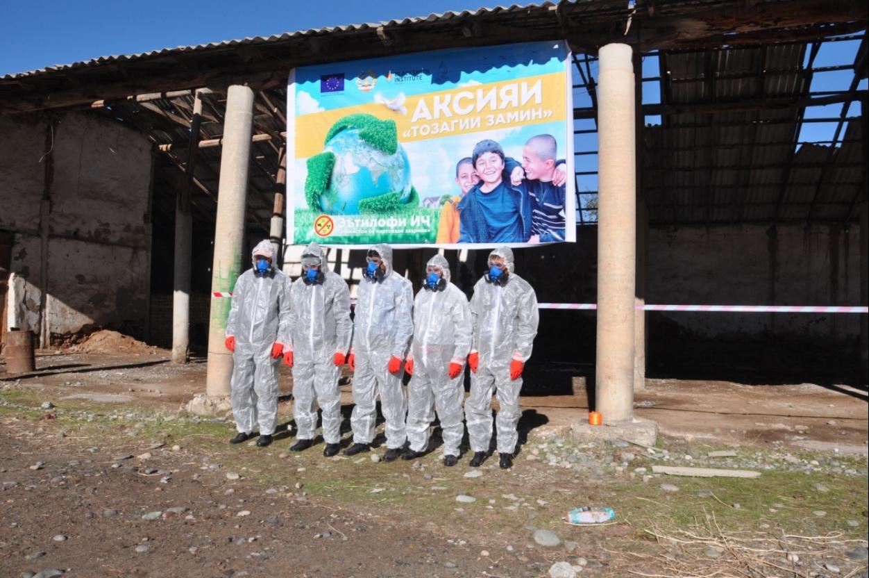 Pesticide Tadjikistan