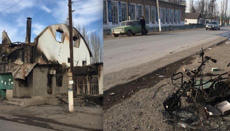 Kazakhstan Dounganes Kazakhs Affrontement Interethniques mafieux mafia Masantchy
