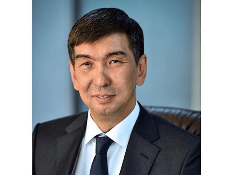 Kirghizstan Maire Bichkek Aziz Sourakmatov