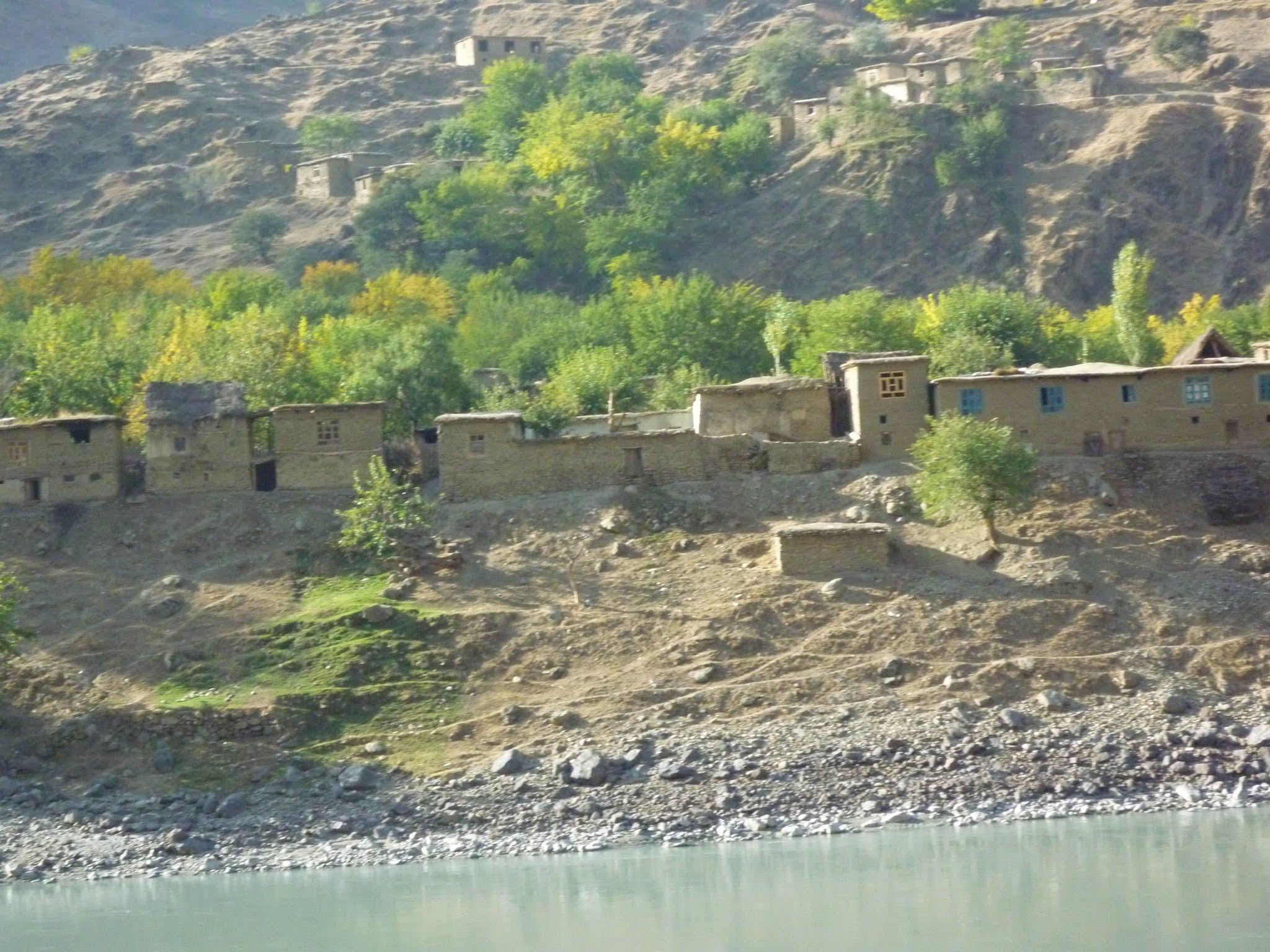 Piandj Rivière Tadjikistan Tourisme Enquête Banque mondiale