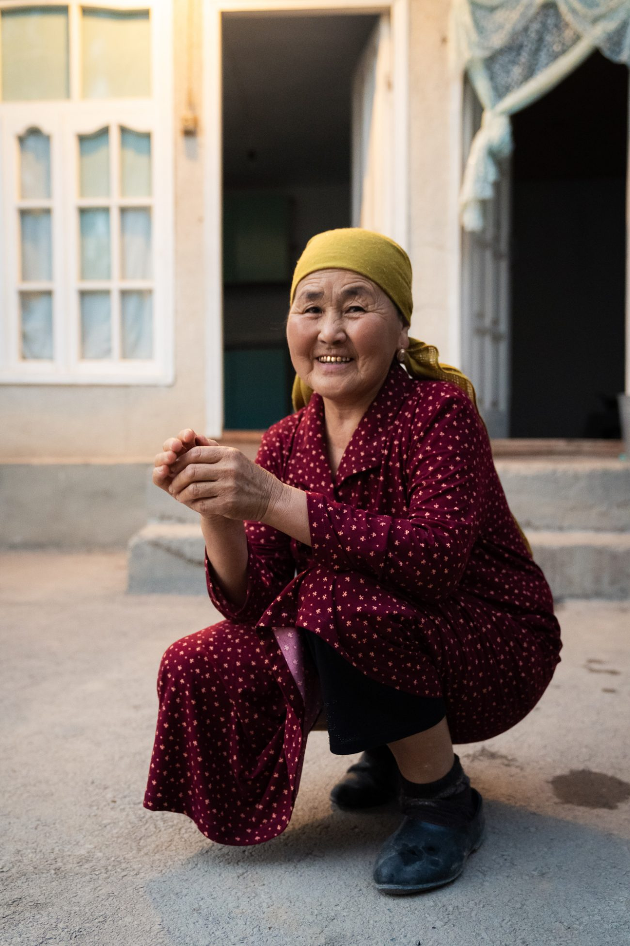 Ala-Bouka Kirghizstan journée de la femme