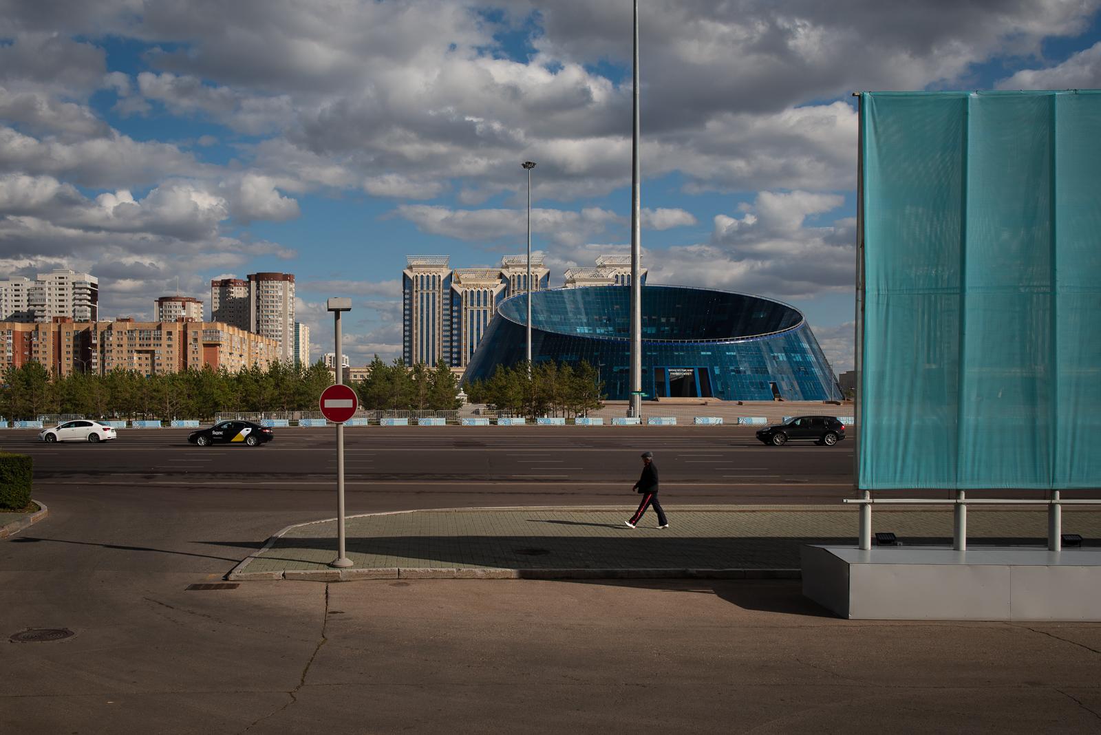 Kazakhstan Noursoultan Nur-Sultan Astana Architecture