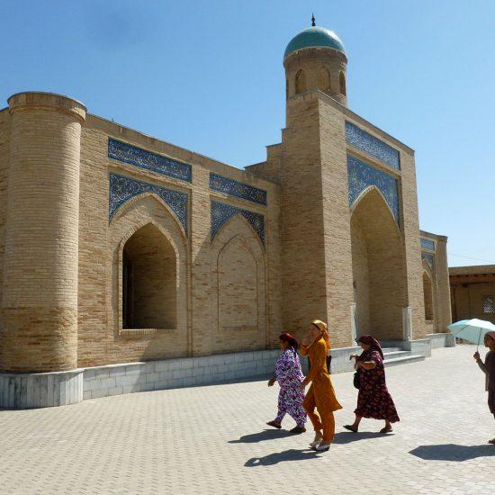 Nourata Pèlerinage Mosquée