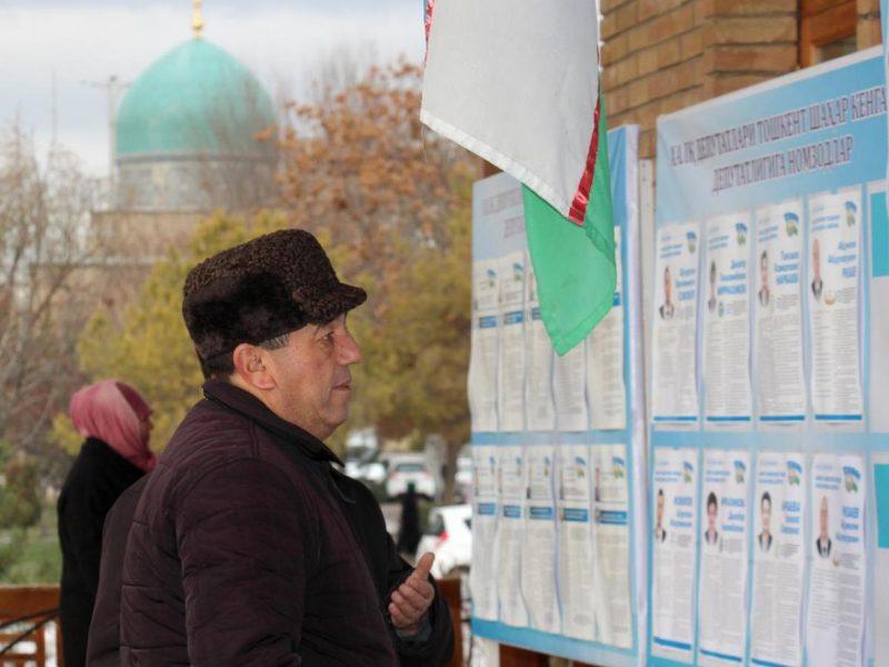 Législatives Ouzbékistan Opposition Interdiction Erk Birlik Parti