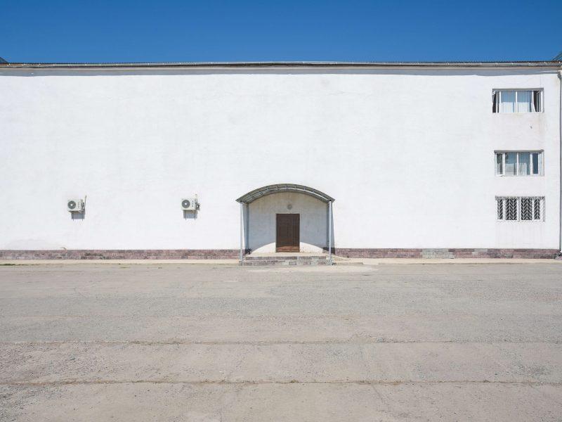 Théâtre kirghizstan Toktogul Architecture