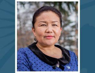Sayragul Sauytbay portrait ouïghoure Prix du courage Etats-Unis