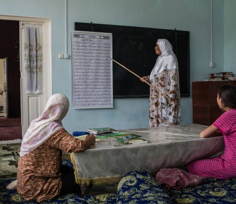 Koran Och Mutakalim Kirghizstan
