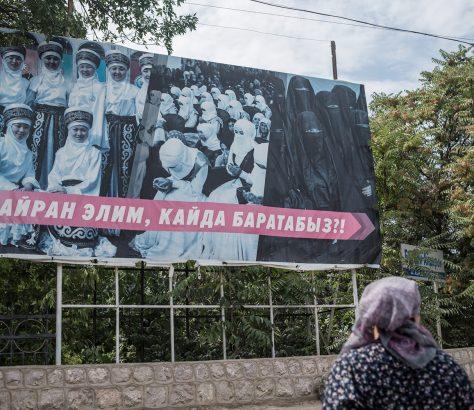 Danil Usmanov Islam Kirghizstan Mutakalim
