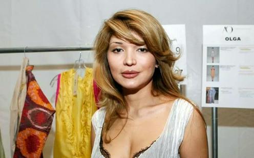 Gulnara Karimova Ouzbékistan