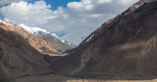Afghanistan Badakchan Groupes terroristes Ouzbeks Tadjiks Insurgés