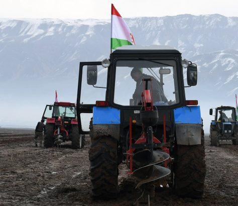 Tadjikistan Turkménistan Kazakhstan Kirghizstan Ouzbékistan Sécurité alimentaire pénurie Asie centrale