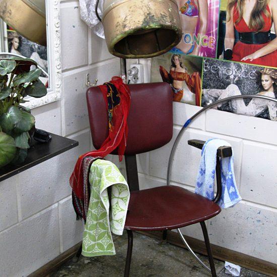 Bichkek bazar Salon de coiffure