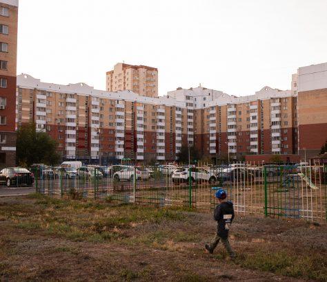 Nur-Sultan Kazakhstan Tselinograd