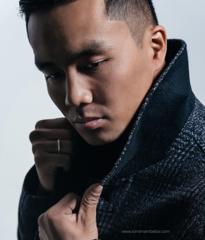 Portrait rappeur Begish Kirghizstan