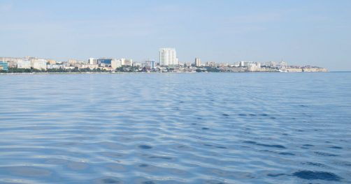 Mer Caspienne Eau assèchement Oural Volga Environnement