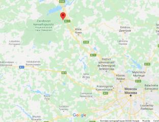 Turkmène Village Russie