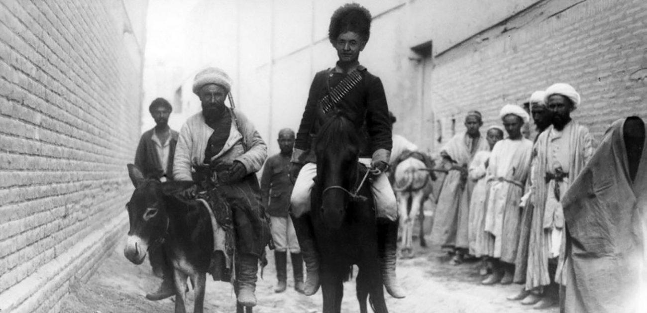 Boukhara khanat emirat Khiva Histoire Renversement 1920 URSS Bolcheviks Communisme Histoire