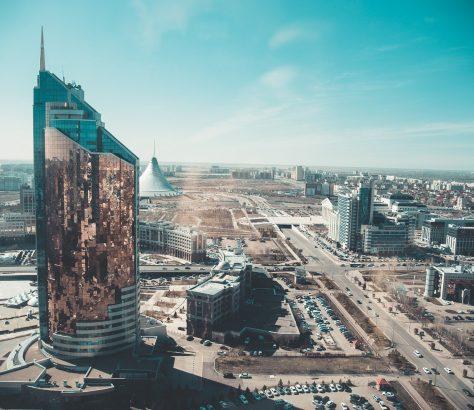 Nur-Sultan Capitale Projet Panthéon Élites Pays