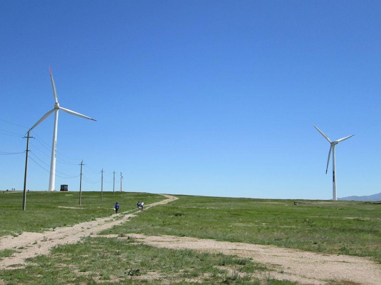 Kazakhstan Economie Energie Solaire Éolien Investissement Ecologie
