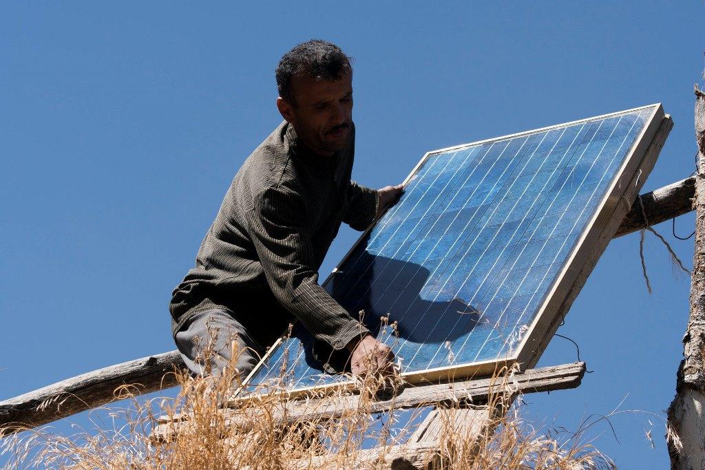 Tadjikistan Electricité Villages Privation Koulob
