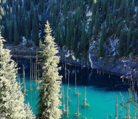 Jeune lac