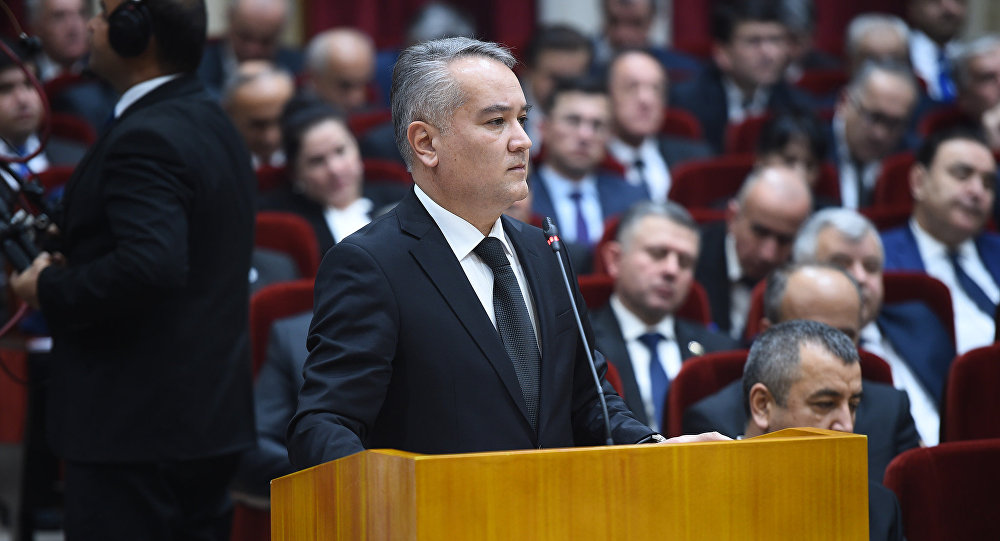 Tadjikistan Ministre Santé Nasim Olimzoda Limogeage Coronavirus