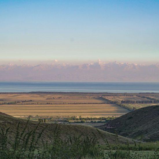 Issyk Koul Tian Shan Kirghizstan NABU