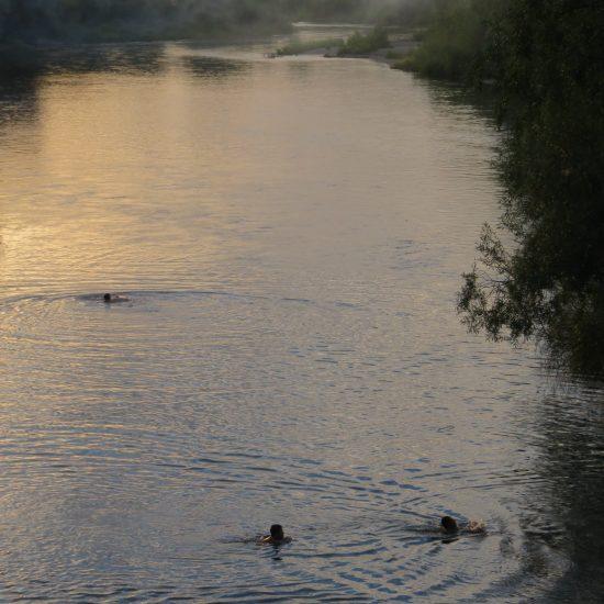 Semey Kazakhstan Semipalatinsk Ertis Irtysh fleuve