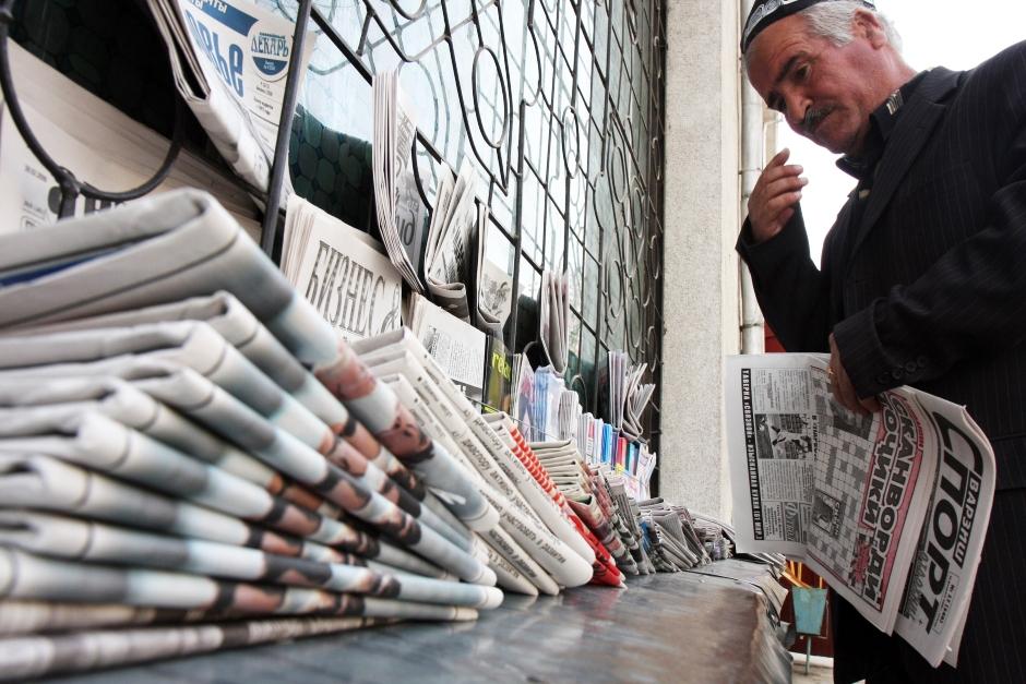 Liberté de la presse Tadjikistan Journée internationale Coronavirus Covid-19