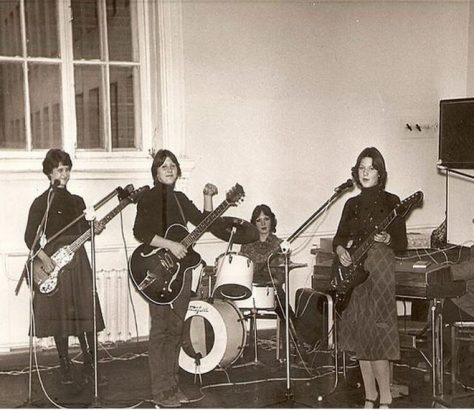 Rock Tadjikistan URSS Histoire Douchanbé Groupe