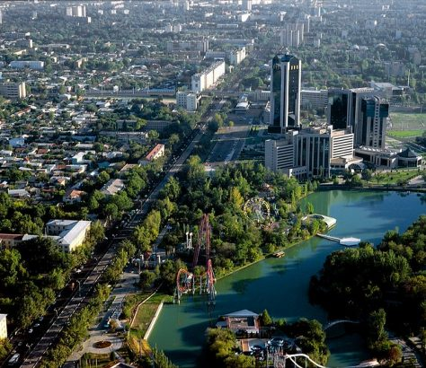 Ouzbékistan Tachkent France Collaboration Economie