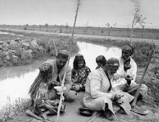 Famine Ouzbékistan 1933 URSS Collectivisation Histoire