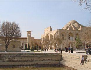 Soufisme Asie centrale Histoire URSS Islam Religion courant