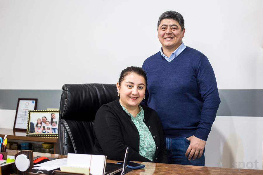 Coton entreprise ouzbeke