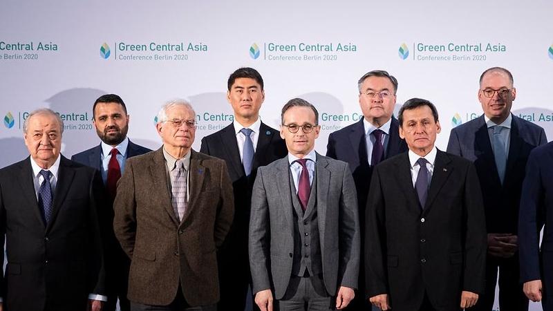 Green Central Asia Allemagne Asie centrale Diplomatie Environnement Union européenne