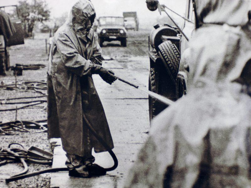 Tadjikistan Tchernobyl Décontamination Catastrophe