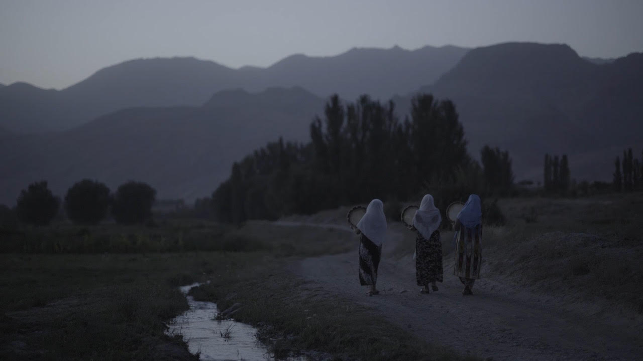 film Tadjikistan musique rituelle Anissa Sabiri Documentaire