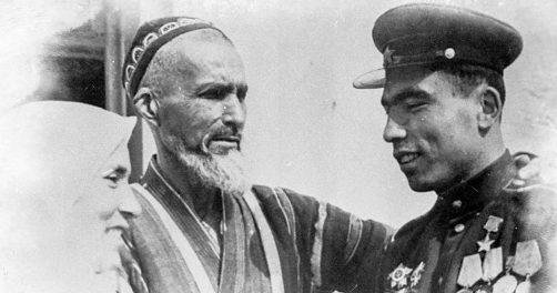Ouzbékistan Grande Guerre patriotique Seconde Guerre mondiale l'exploit du peuple documentaire Ali Khamraïev Histoire