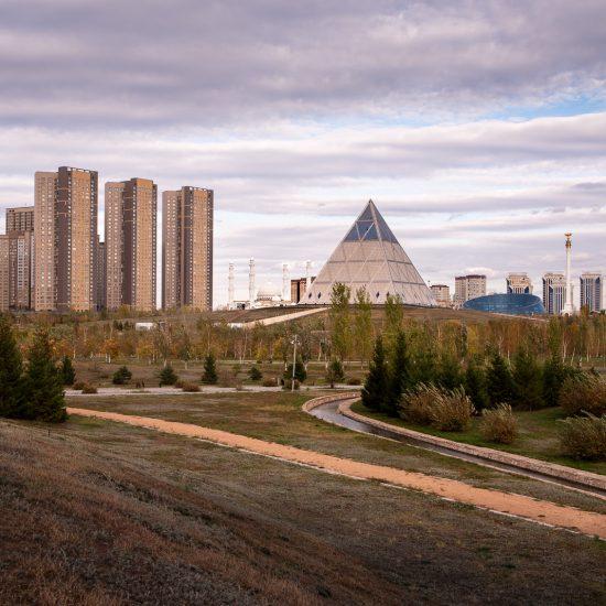 Antoine Béguier Kazakhstan Nur-Sultan Architecture