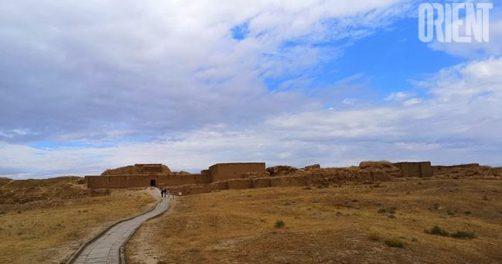 Turkménistan Nisa Cité Antique