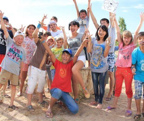 Eco-caravan tour Orphelins Bichkek Issyk-Koul