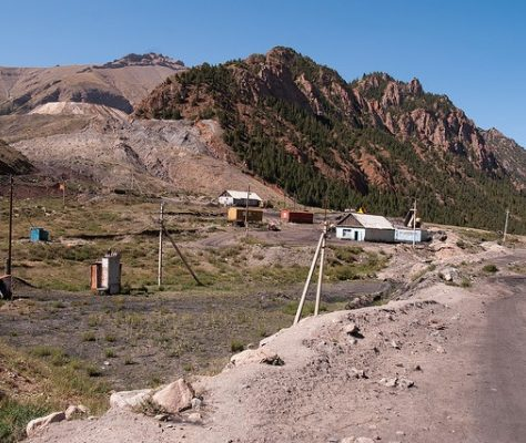 Kirghizstan Energie Charbon