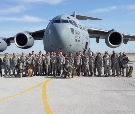 Manas, base militaire américaine, fermeture
